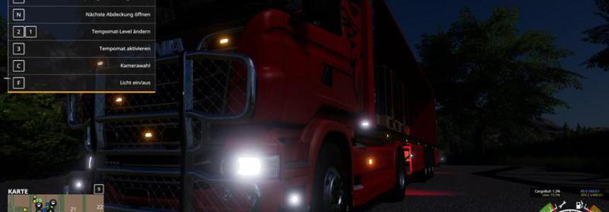 Scania R730 Semi by Ap0lLo v1.0.0.6