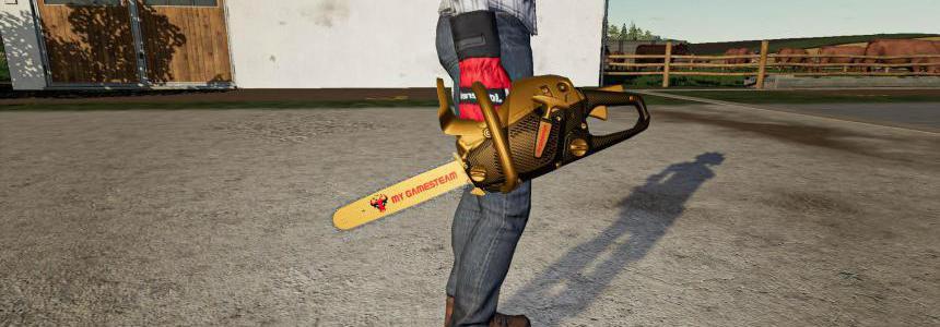 The Golden Chainsaw v1.0.0.0