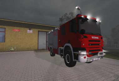 Scania P360/PS Szczesniak - JRG 4 Bialystok v2.0