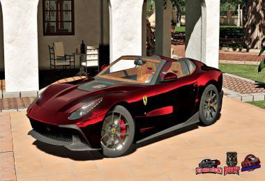 2014 Ferrari F12 TRS v1.0