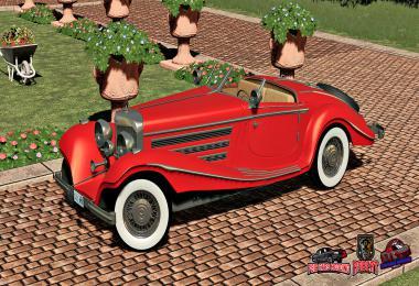 1936 Mercedes-Benz 540K Fixed v1.1