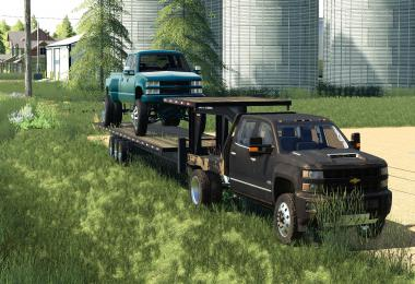 2017 Chevrolet 3500 High Country v2.0