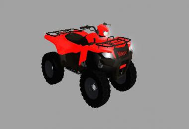 2021 Honda Rancher 420 Stock v1.0