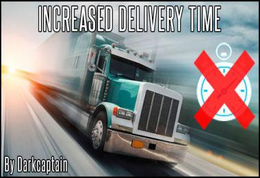 Increased Delivery Time ATS 1.39