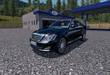 Mercedes-Benz S350 v4 1.39
