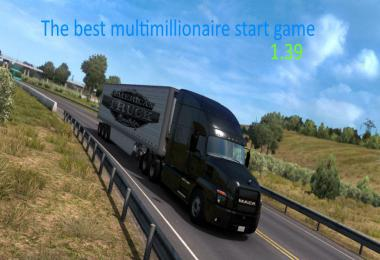 The best multimillionaire start savegame v1.0