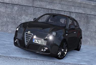 Alfa Romeo Giulietta V1R50 1.39