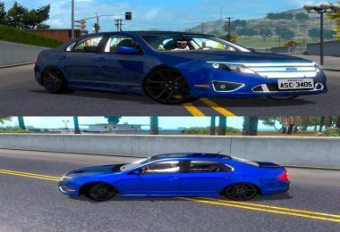 Ford Fusion 2010 v3 1.39