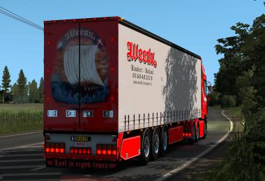 Weeda Transport Trailer 1.39.x