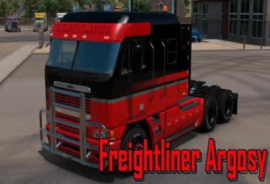 Freightliner Argosy v2.6 ATS 1.39.x