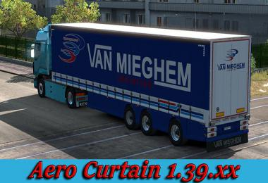 Aero Curtainsider 1.39
