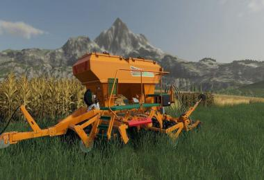 Agromasz Salvis 3800 Plus Planter v1.0.0.0