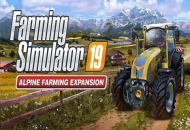 Alpine Farming Expansion is out now!