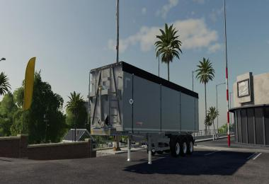 Benalu Optiliner 1 Million liter Grain trailer v1.0