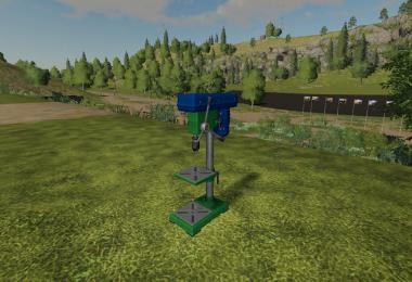Bench Drill And Grill Pack v1.2.0.0