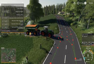 Bergisch Land - AutoDrive Kurs v1.0.0.0
