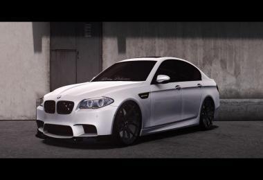 BMW M5 F10 v2.0 1.39.x