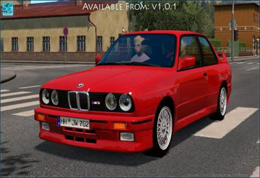 BMW TRAFFIC PACK v1.0.1