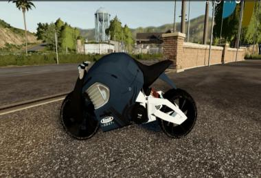 Buell concept bike v1.0.0.0