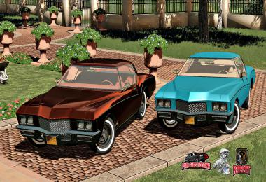 Buick Riviera Coupe 1971 v1.0