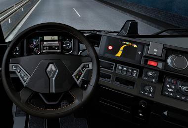 Dark interior for Renault Range T v1.1