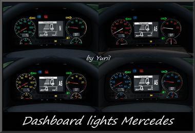 Dashboard Lights Mercedes v1.1