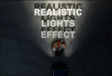 [ETS2] Realistic Lights Effect v1.0.0.0