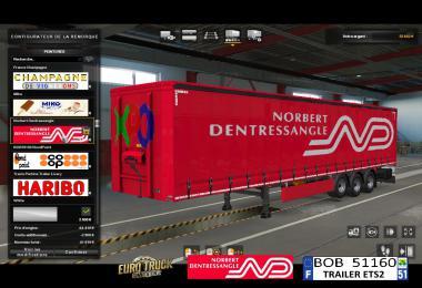 ETS2 Skin Norbert Dentressangle By BOB51160 v1.0.0.0