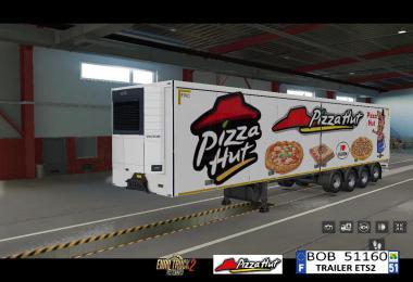 ETS2 Skin Pizza Hunt By BOB51160 v1.0.0.0