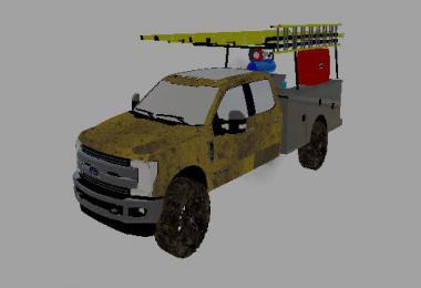 F-350 work truck v1.0