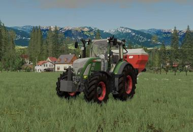 Fendt Weight 870Kg v1.0.0.0