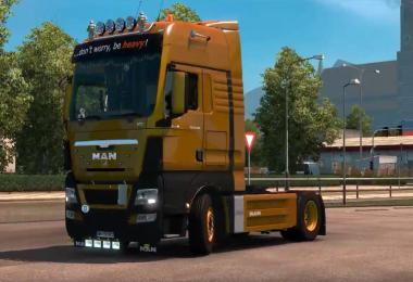 Fix for MAN TGX Reworked 1.39