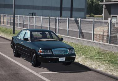 Ford Crown Victoria 2012 V4 1.39