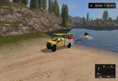 Ford f350 worktruck (FIXED) v2.0