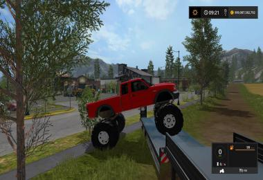 Ford ranger Monster truck v1.0