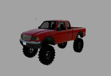 Ford ranger with boggers v1.0.0.0