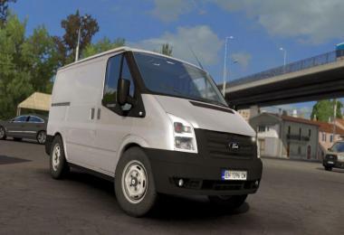 Ford Transit MK7 R50 1.39
