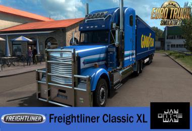 Freightliner Classic XL (BSA Revision) v2.0