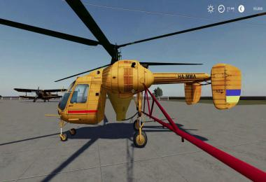 FS19 Flying Ka-26 v1.0 public beta