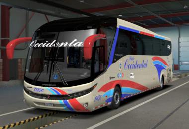 G7 1200 4x2 skins colombia ets2 1.39