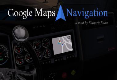 Google Maps Navigation v2.3