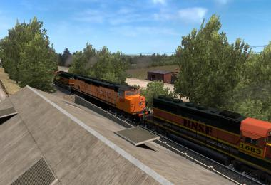 Improved Trains v3.6.2 for ATS 1.39x