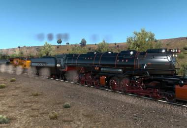 Improved Trains v3.6 for ATS 1.39