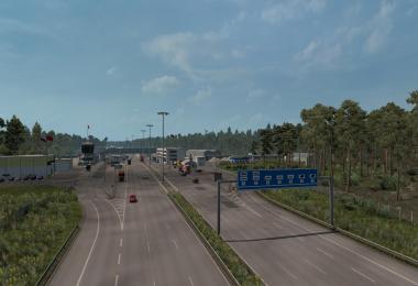 Inner German Border Mod v1.0