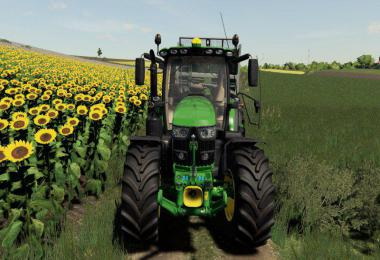 John DEERE 6R LED UPDATE v1.0.0.0
