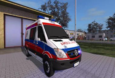 Karetka nowy szpital w Swieciu [S] v3.0