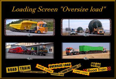Loading Screen Oversize load v1.3