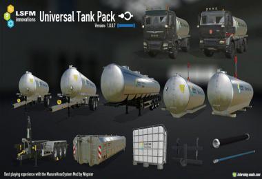 LSFM UNIVERSAL TANK PACK v1.2.0.0