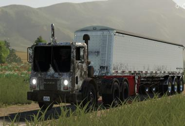 Mack MR688S Daycab Semi v1.0