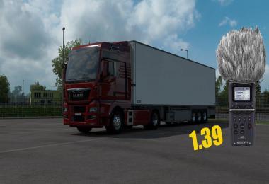 Man E6 D2676 engine sound v1.0 1.39